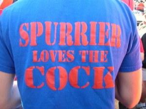 spurrier